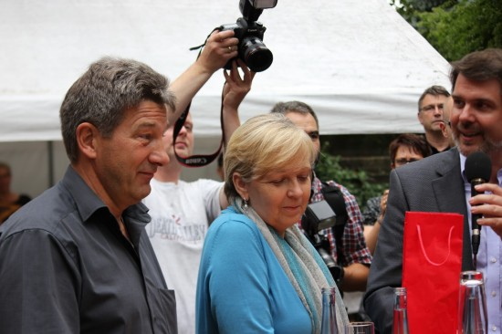 Michael Thews und Hanelore Kraft Bild2