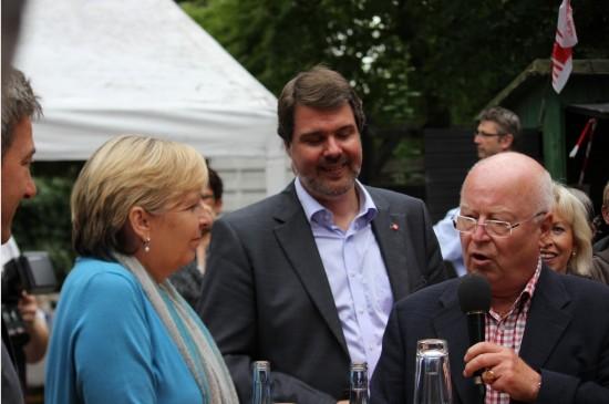 Michael Thews und Hanelore Kraft Bild3