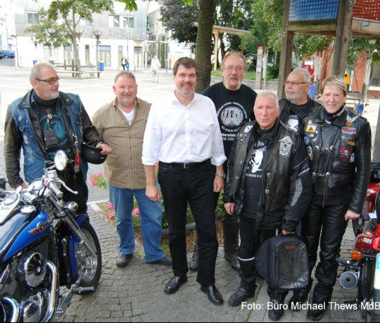 Bürgersprechstunde mit Biker-Union18.06.14