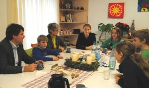 Spieleübergabe Wohngruppe 10-12.14