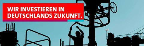 Wir investieren in Deutschlands Zukunft