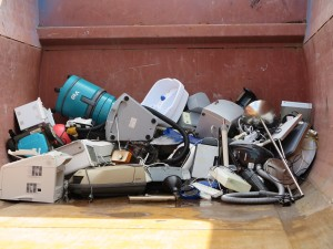 Foto Container Elektroschrott (4)